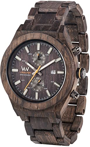 Wewood man wristwatch