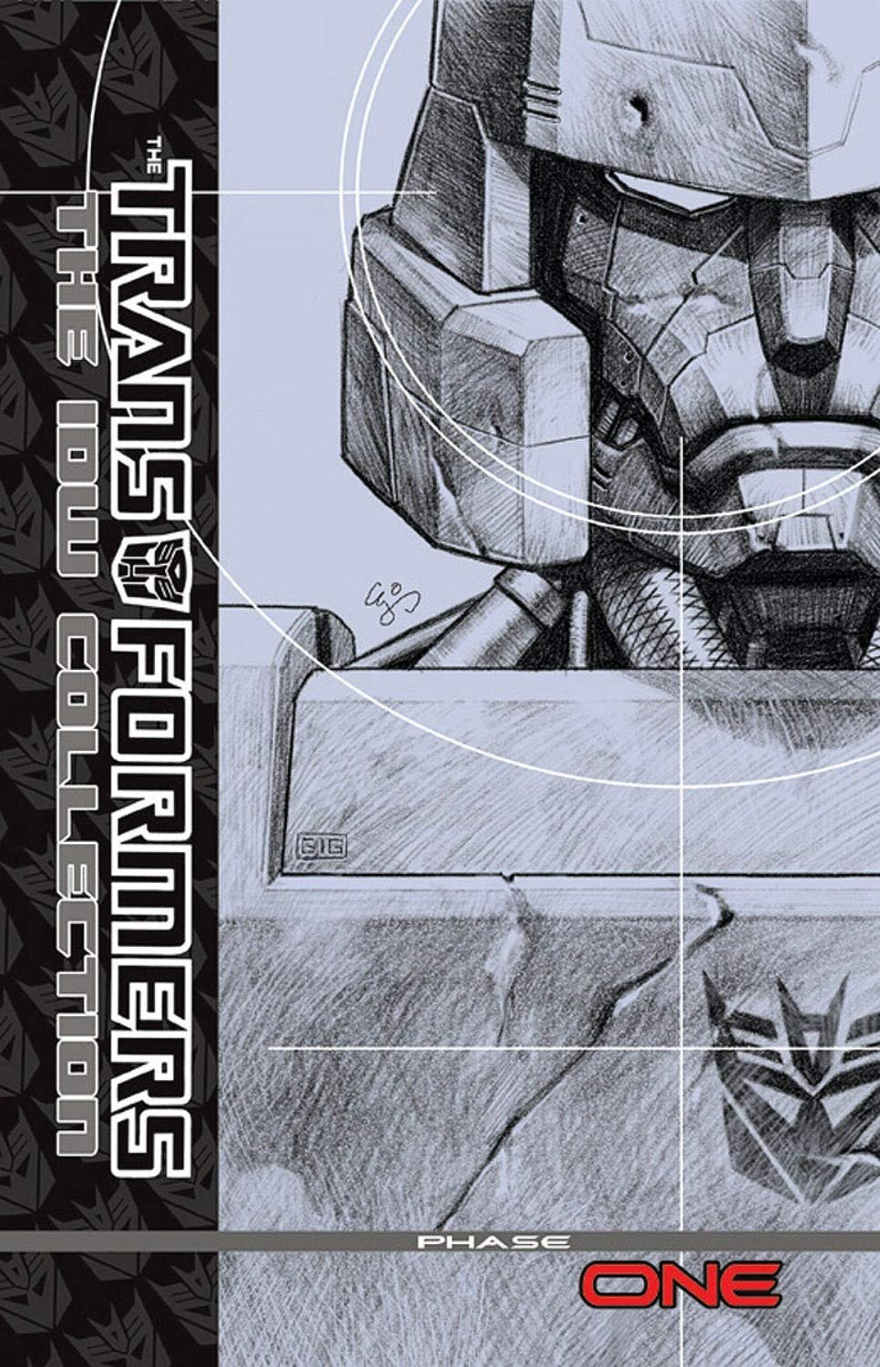 Transformers: The IDW Collection Volume 1 by IDW Publishing