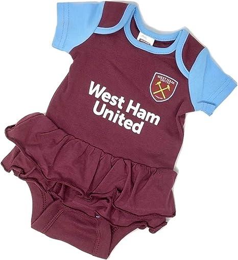 Brecrest West Ham United Baby Bodysuits 2019//20-0-3 Months