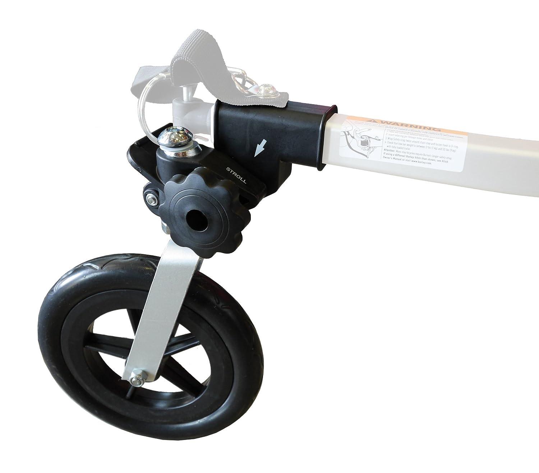 Burley Kit de remorque 1 roue Noir 960026