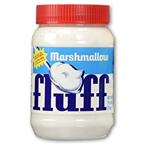 Marshmallow Fluff | Traditional Marshmallow Spread and Crème | Gluten Free, No Fat or Cholesterol (Regular - Classic, 1pk)