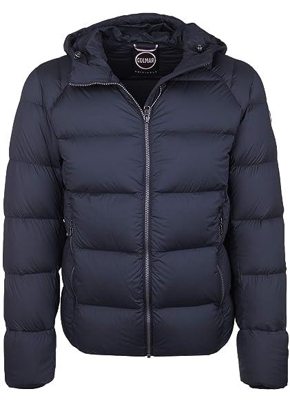 Colmar 1211.2SE 68 Blu Giacca Uomo 50: Amazon.it: Abbigliamento