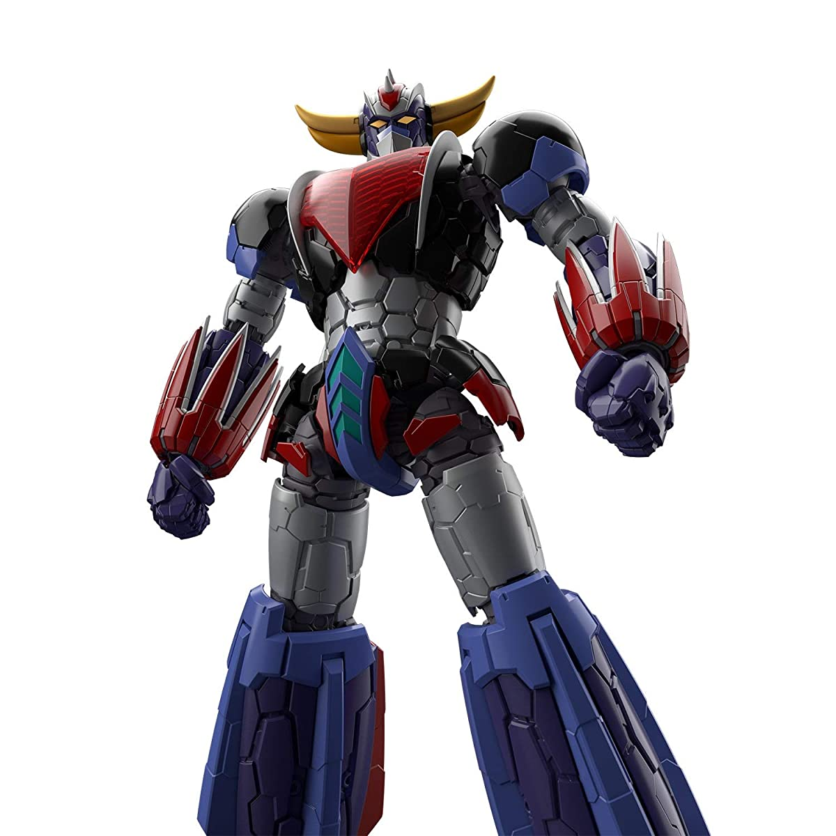 GOLDRAKE Legacy of Revoltech Grendizer Atlas Ufo Robot Kaiyodo Action Figure