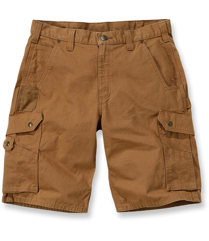 Carhartt Men's Ripstop Cargo Workwear Shorts