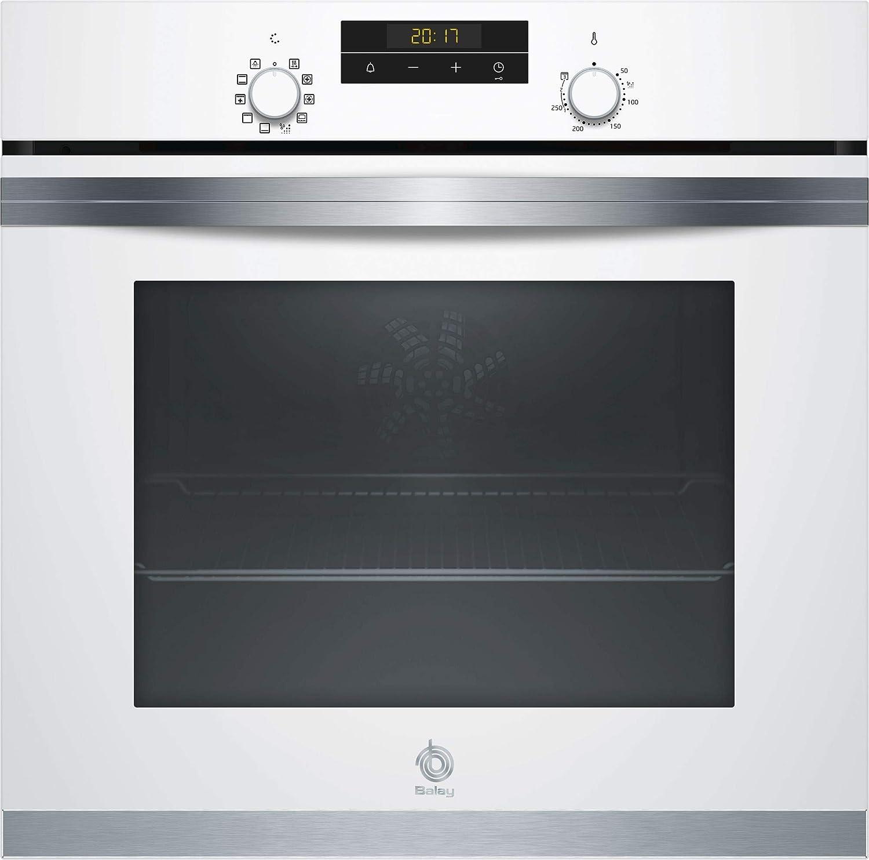 Balay 3HB4331B0 - Horno (Medio, Horno eléctrico, 71 L, 71 L, 3400 W, 50-275 °C)