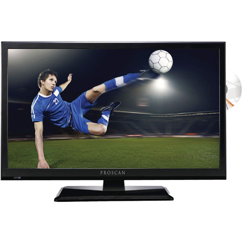 Proscan PLEDV2488A-E 24-Inch 720p 60Hz LED TV-DVD Combo (Certified Refurbished)