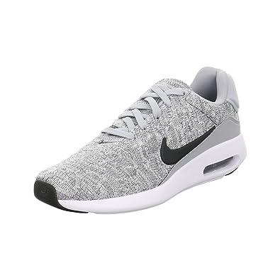 Nike 876066 001 Air Max Modern Flyknit Sneaker Grau 46