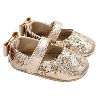 Amazon.com: lakiolins - Zapatillas para bebé con diseño de ...