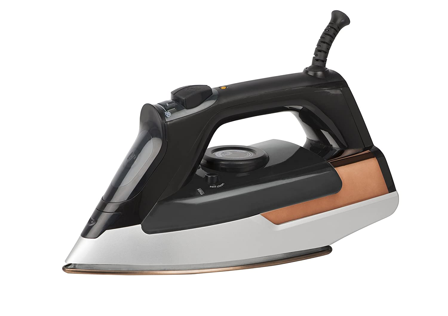 Conair 1875-Watt Extreme Steam Pro Steam Iron with Nano Titanium Soleplate for Smooth Glide; Anti-Drip, Anti-Calc; Auto Shut Off