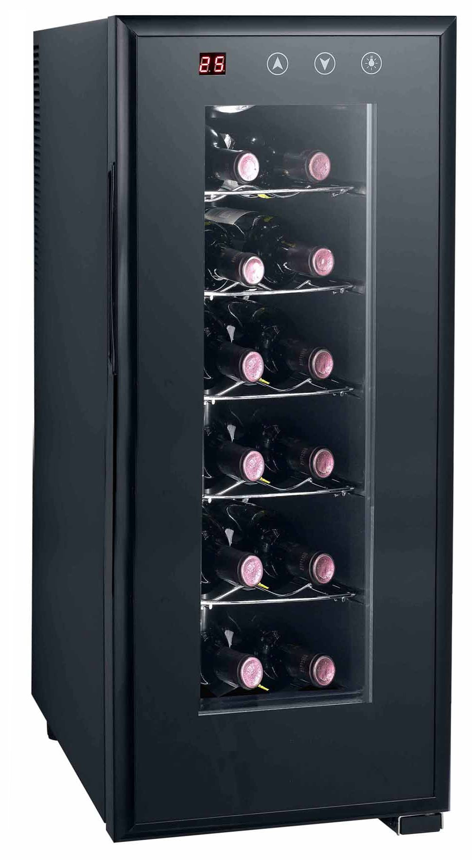 Spt Thermo-Electric Wine Cooler with Heating, 12-Bottles