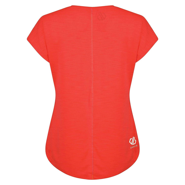 Dare 2b Womens Vigilant Lightweight Quick Drying Active Gym T-Shirt