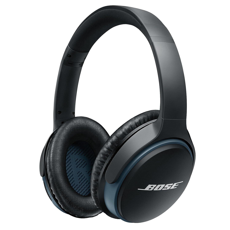 Bose SoundLink around-ear wireless headphones II, Black
