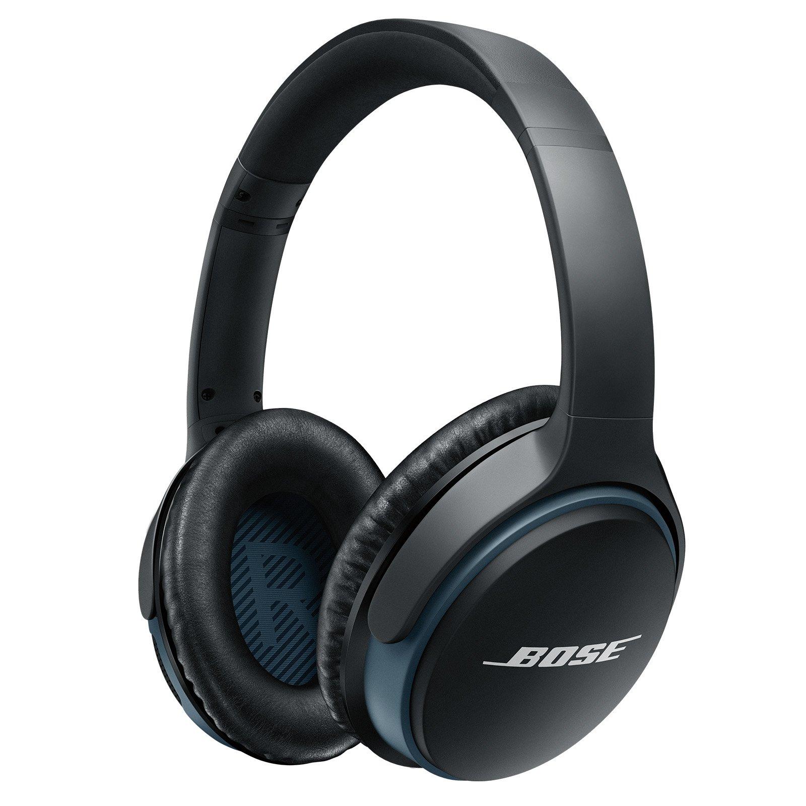 Bose SoundLink Around Ear Wireless Headphones II - Black by Bose