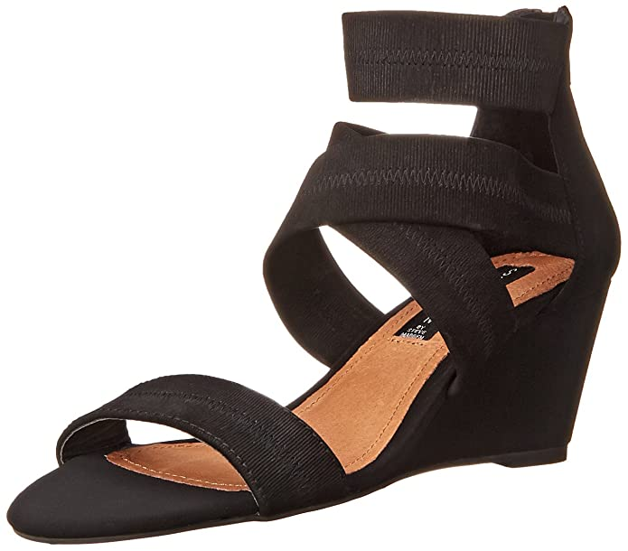 Amazon.com | STEVEN by Steve Madden Women's Couper Wedge Sandal | Platforms  & Wedges