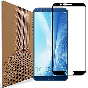 VLP Compatible con Huawei Honor View 10 Vidrio Protector de ...