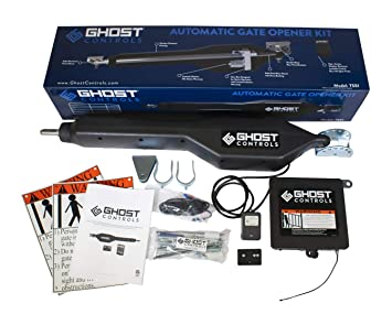 Ghost Controls AXPO Push-To-Open Bracket Kit for Automatic Gate Opener Systems