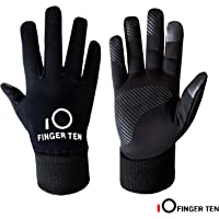 Finger Ten Youth Kids Boys Girls Sport Running School Warm Lightweight Outdoor Touch screen 3M Winter Gloves Value Pack in Pair Thanksgiving Set