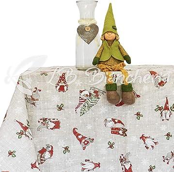 RP r.p. Mantel Navidad Magia del Bosque Elfos y Duendes – 100 ...
