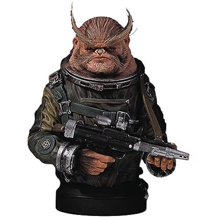 Amazon.com: Star Wars bistan Mini Busto Rogue One ...