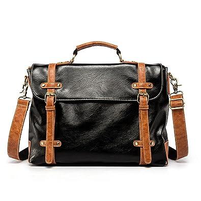 Amazon.com: Hombre bolso bandolera bolsas de mensajero ...