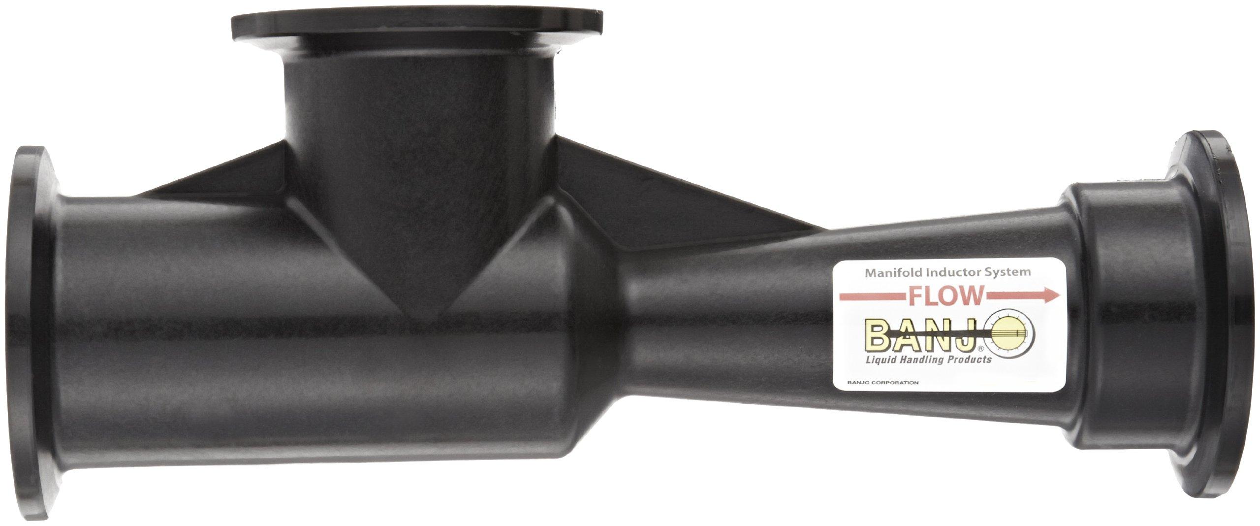 Banjo MHV220A 2'' Full Port Manifold Polypropylene Venturi by Banjo Corp (Image #2)