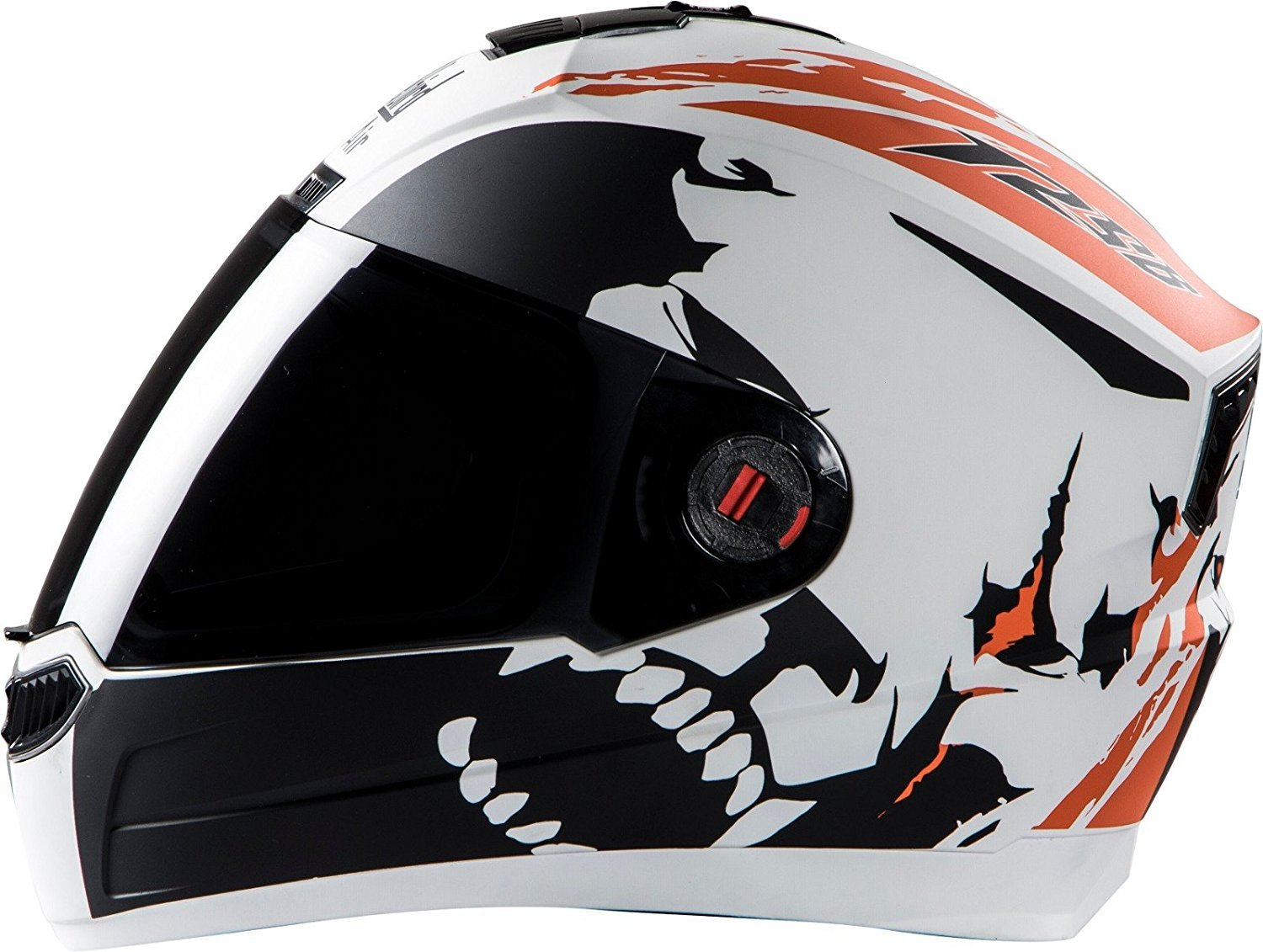 Steelbird Air Beast Matt Finish with Smoke Visor