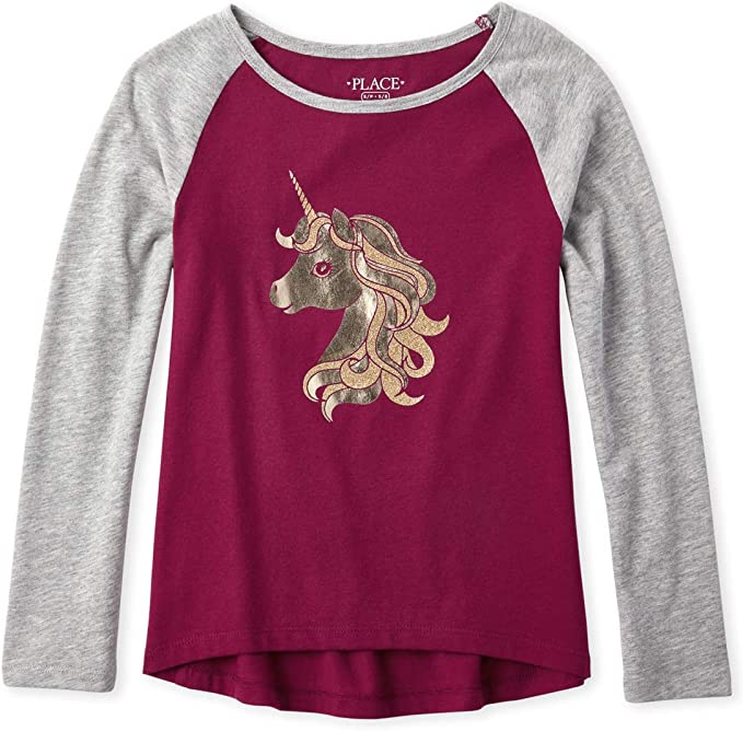The Childrens Place Big Girls Bell Sleeve Sweater