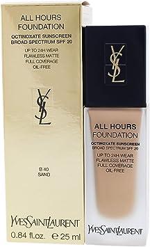 Yves Saint Laurent All Hours Foundation SPF 20 – # b40 Sand