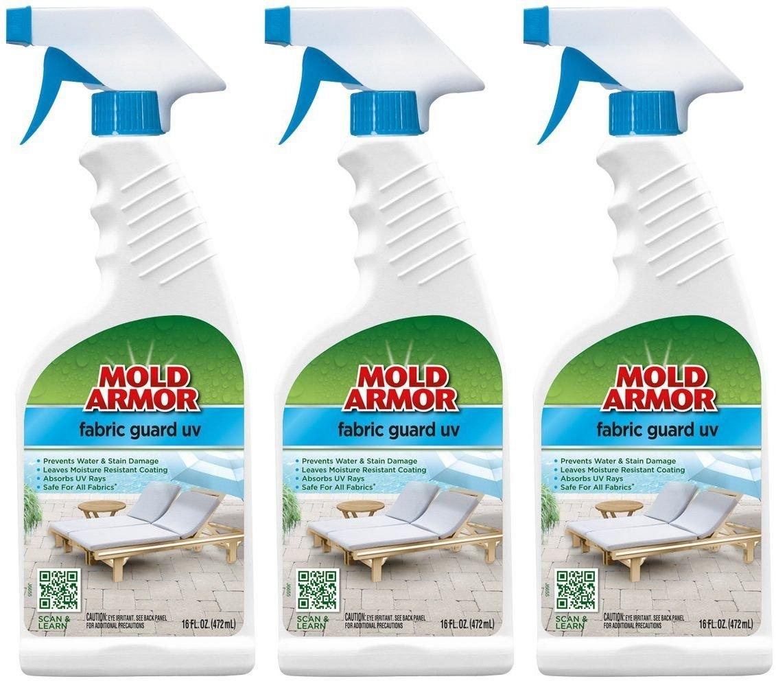 Amazon com mold armor fg538 fabric guard uv trigger spray 16 ounce 3 pack everything else