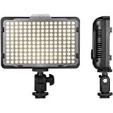Bemaxy 176 Ultra Thin Dimmable Digital Camera Photo/Video LED Light Camcorder Lamp Panel with Color Filters for Nikon Canon Panasonic and Other DSLR Camera