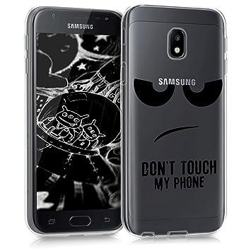4ee13249a25 kwmobile Funda para Samsung Galaxy J3 (2017) DUOS: Amazon.es: Electrónica