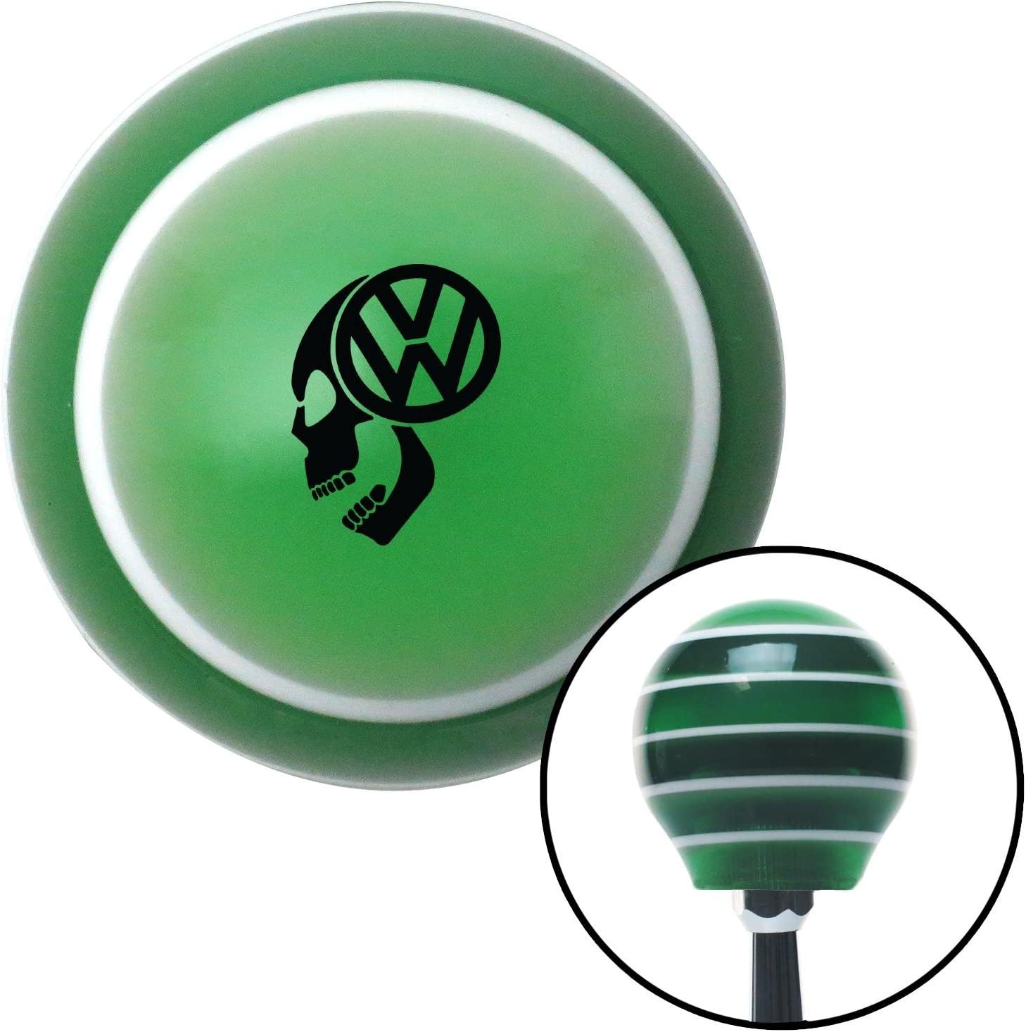 Green Spider American Shifter 76027 Ivory Shift Knob with M16 x 1.5 Insert