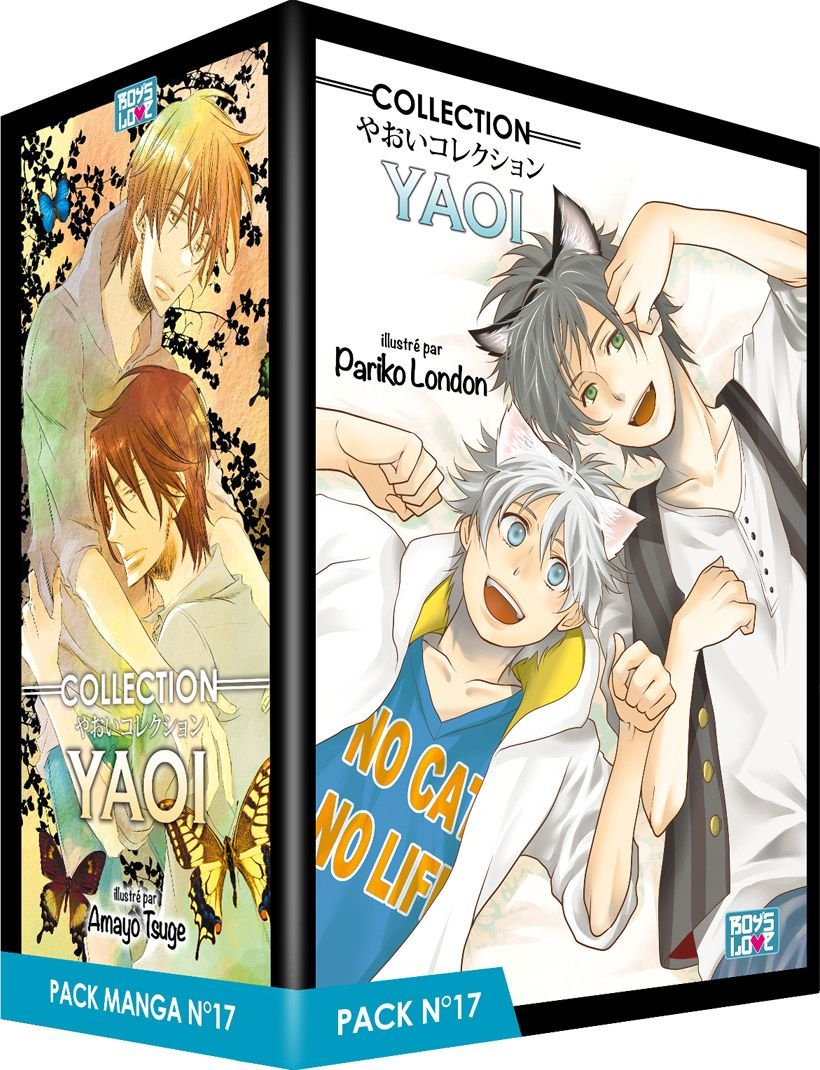 Collection Yaoi Pack N° 17 : 5 mangas (Boys love): Amazon.es: Osp ...