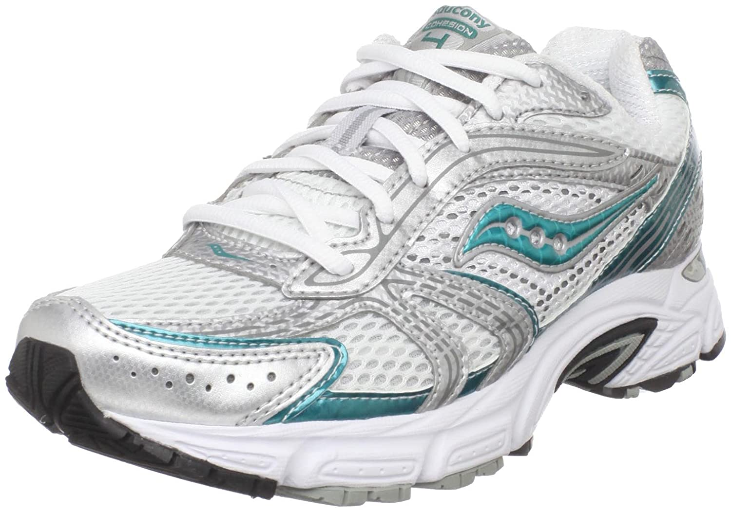 | Saucony Women's Grid Cohesion 4 Running Shoe