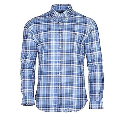 ac43454ea Image Unavailable. Image not available for. Color  RALPH LAUREN Big   Tall Men s  Button Down Shirt Casual Plaid 4XB