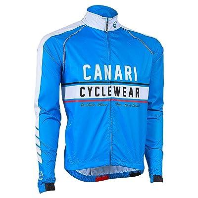 .com : CANARI Men's Vista Wind Shell Jacket : Clothing
