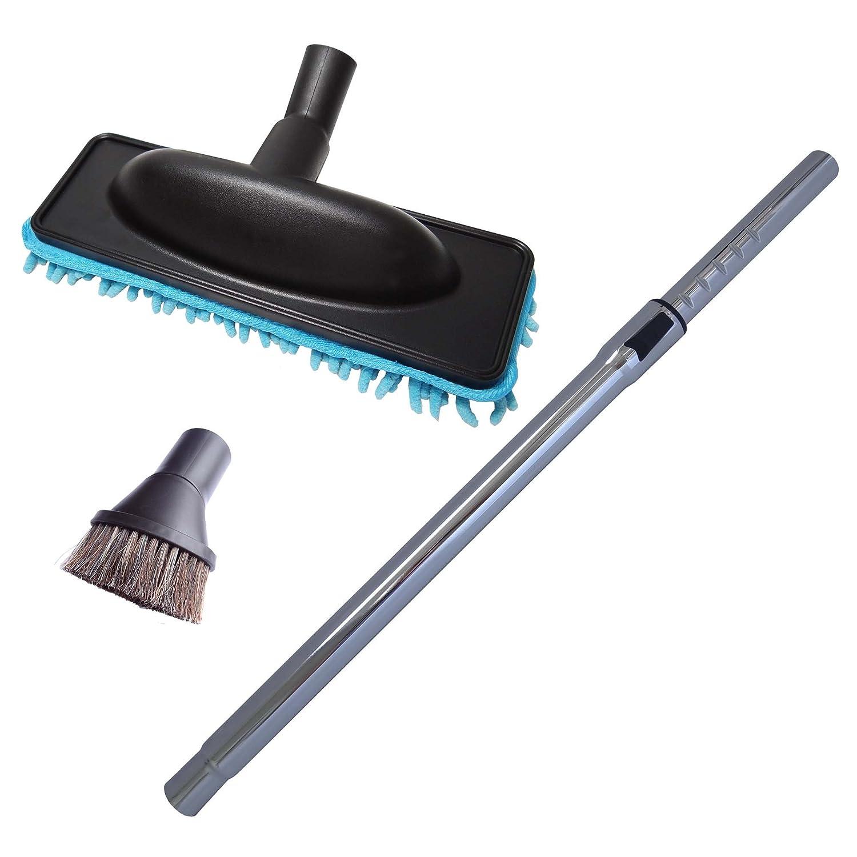 Aspirazione-Flau-Schi-in-microfibra-per-Mop-Aspirapolvere-tubo-35-mm-pennello
