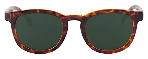 MR.BOHO, Vintage tortoise brera with classical lenses - Gafas De Sol unisex multicolor (carey), tall...