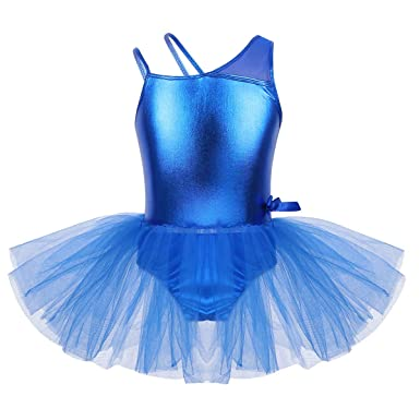 f9fe65f10 Amazon.com  iEFiEL Kids Girls  Sequined Camisole Ballet Tutu Dress ...