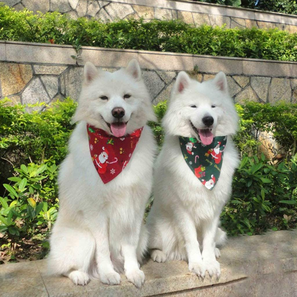 BAGT Panda Guns Banksy Pet Dog Cat Puppy Bandana Triangle Head Scarfs Accessories