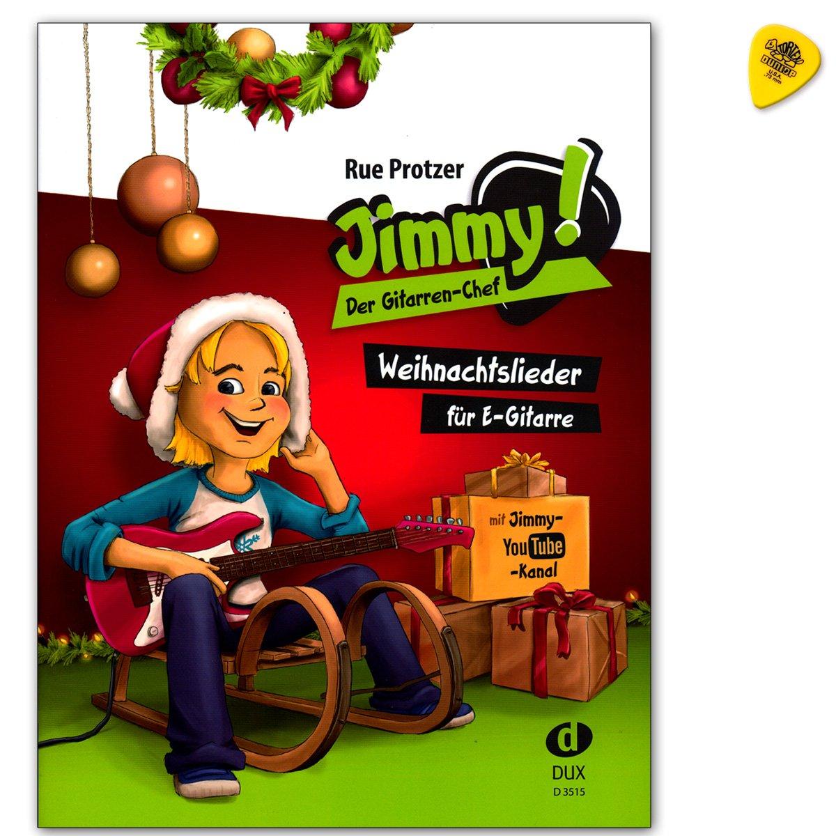 Jimmy! Der Gitarren-Chef - 24 schönsten Weihnachtslieder speziell ...