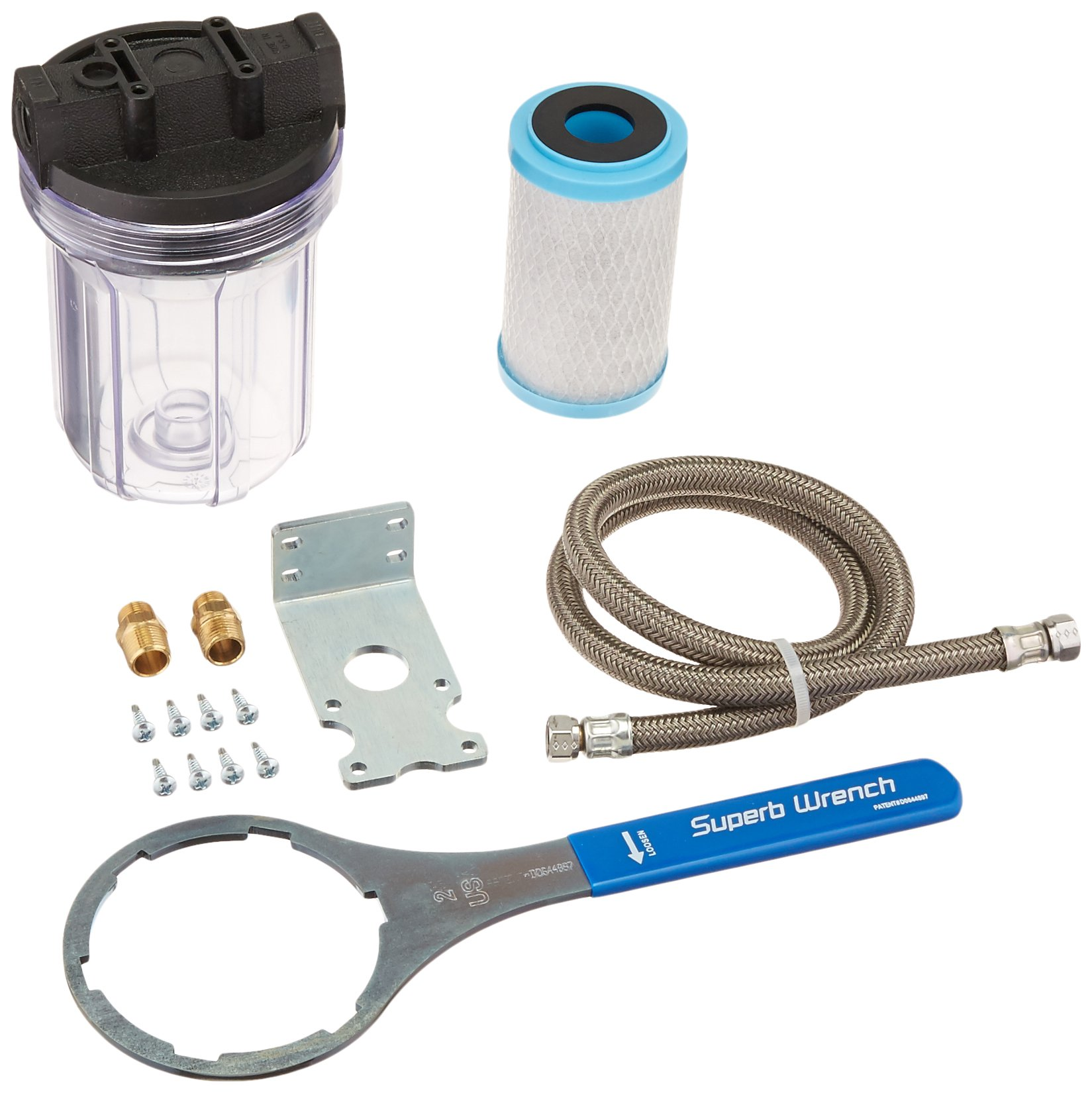 USA Filtration Systems Drinking Water System Kit
