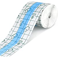 Transparent Stretch Adhesive Bandage Waterproof Bandage Clear Adhesive Bandages Dressing Tape for Tattoos (2 Inch x 10…