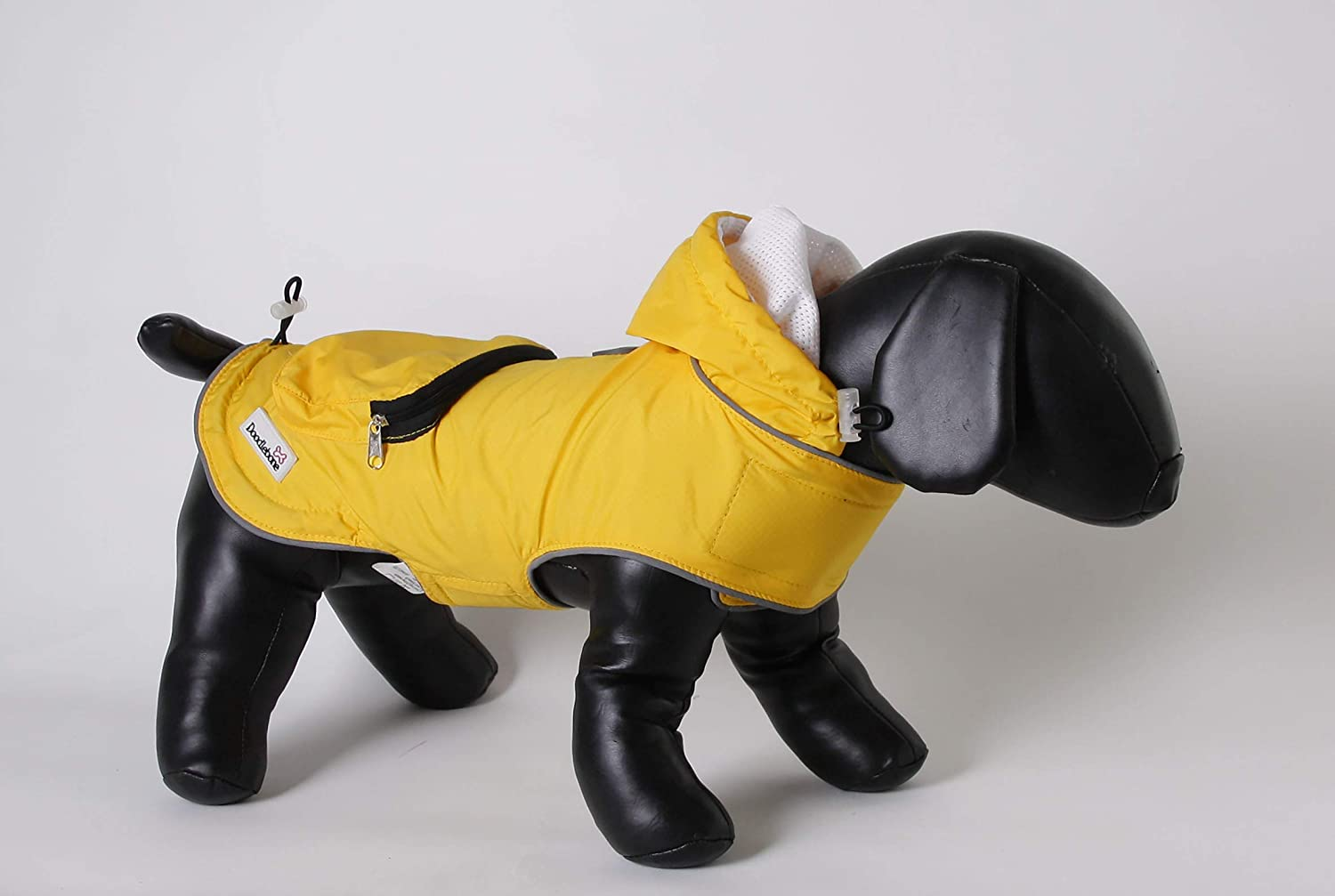 Doodlebone/® Mac-in-a-Pack Jacket Yellow Ex-Small