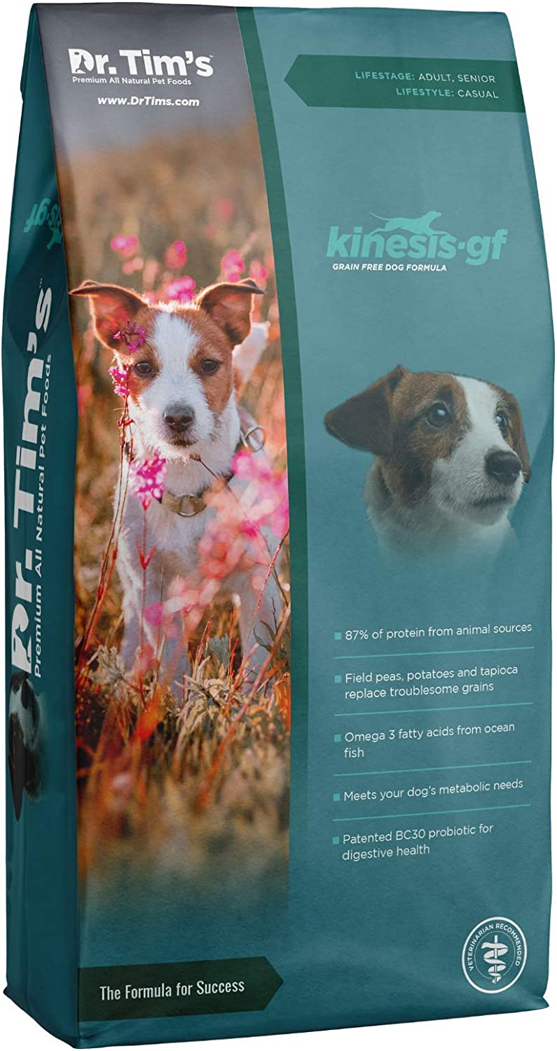 Dr. Tim'S All Natural Pet Food Grain Free For All Life Stages, 30-Pound