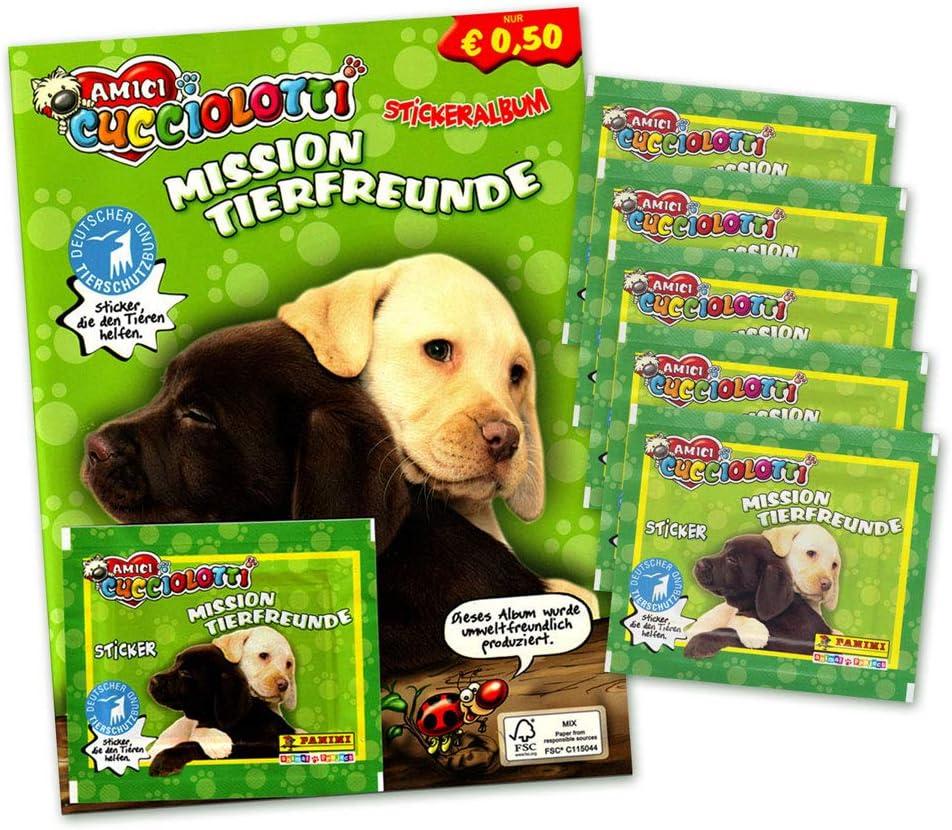 Panini-Amici cucciolotti misión animal amigos sticker nº 51