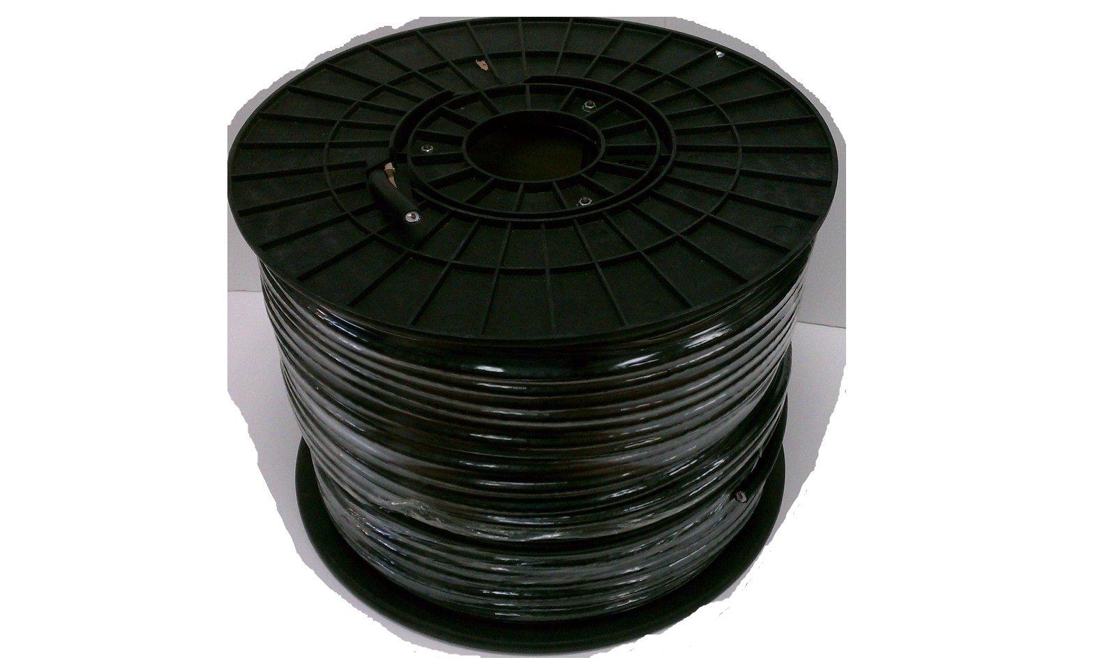 50 ohm RG8 Coaxial Cable (RG8/U OR RG8U) 500Ft Spool