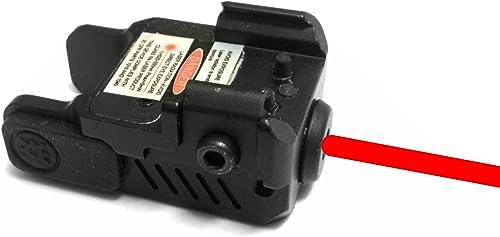 Ade Advanced Optics HG54R Strobe Laser Sight for Pistol Handgun, Red