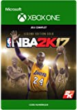 NBA 2K17: Legend Edition Gold [Xbox One - Code jeu à télécharger]