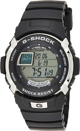 Casio G-SHOCK Reloj Digital, 20 BAR, Negro, para Hombre, G ...